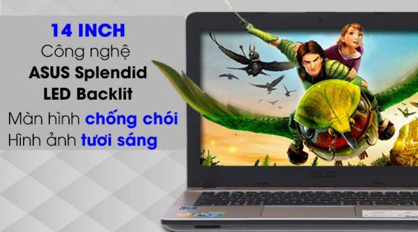 Laptop Asus X441MA N5000/4GB/1TB/Win10 (GA024T)