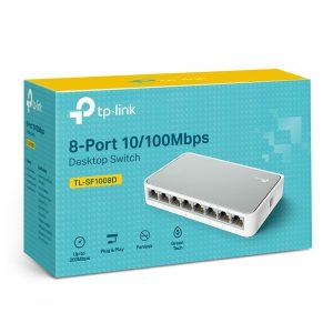 Bộ chia mạng 8 cổng TP-Link 10/100 Mbps (TL-SF1005D)
