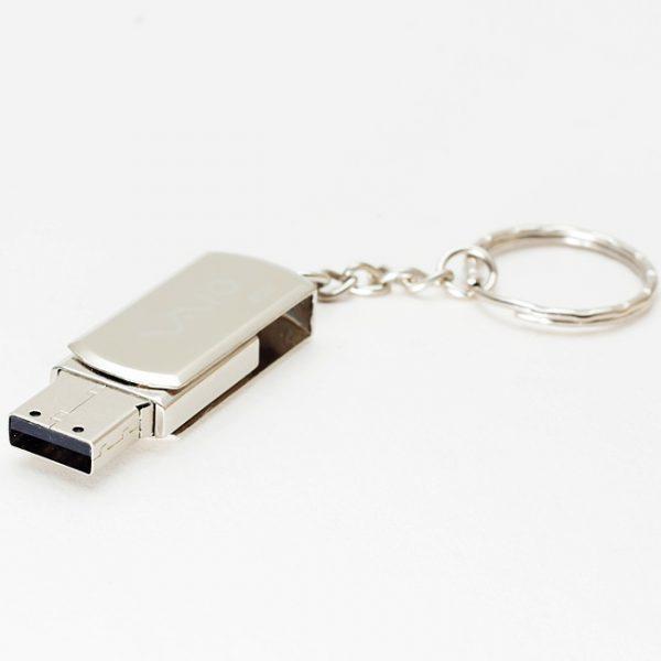 USB Inox 8Gb