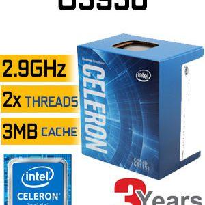 CPU Intel Dual Core G3930/ 2.9 GHz/ Socket 1151