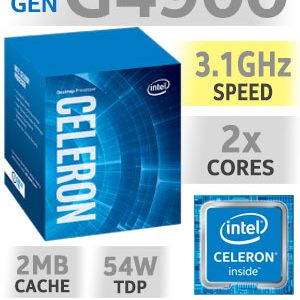 CPU Intel Celeron G4900/ 3.1 GHz/ Socket 1151