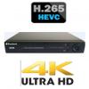 Đầu ghi hình Puratech 4K Ultra HD H.265