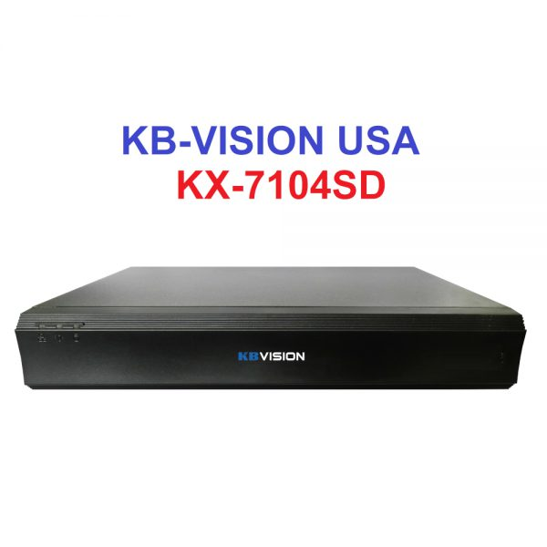 Đầu ghi hình KBVision 4 kênh KX-7104SD