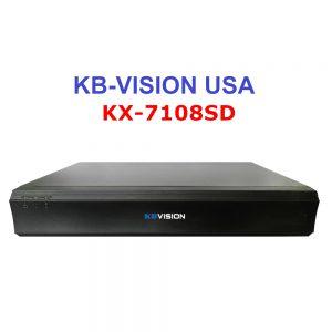 Đầu ghi hình KBVision 8 kênh KX-7108SD