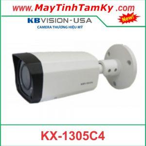 Camera KBVison 4-in-1 1.3MP Thân, Vỏ kim loại, KX-1305C4