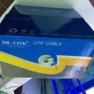 Dây cáp mạng DR-Link Cat5 UTP