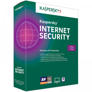 Kaspersky Internet Security (KIS) 3 PC