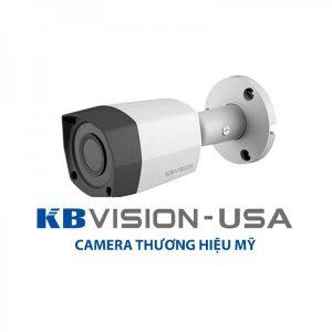 Camera KBVison 4-in-1 Thân, Vỏ kim loại
