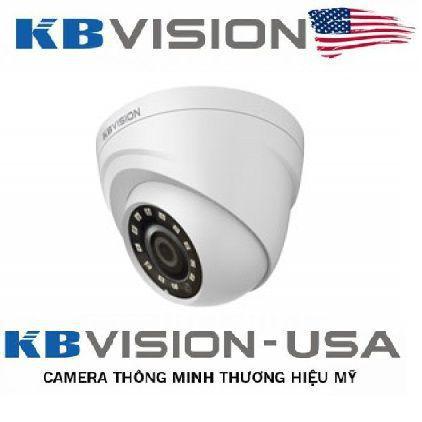 Camera KBVison 4-in-1 Dome Vỏ kim loại