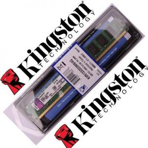 Bộ nhớ RAM PC Kingston 4GB DDR3 1600MHz