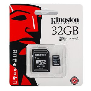Thẻ nhớ Kingston 32Gb