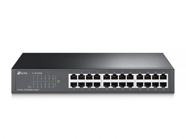 Bộ chia mạng 24 cổng TP-Link 10/100 Mbps (TL-SF1005D)