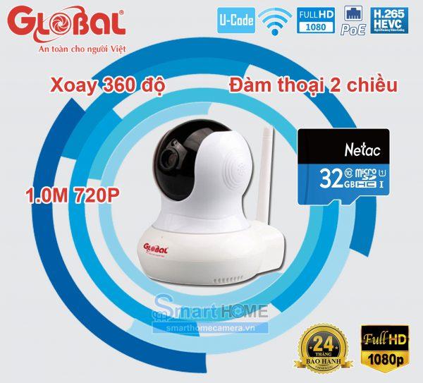 Camera không dây Global