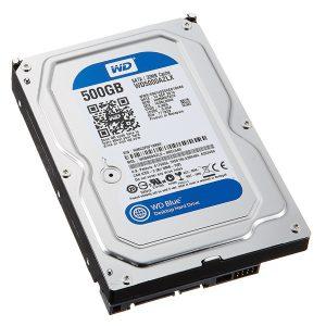 HDD Western Caviar Blue 500GB 7200Rpm, SATA3 6Gb/s, 16MB Cache